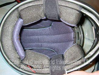 AFX FX-11 helmet liner