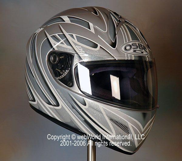 Osbe X-Race Helmet