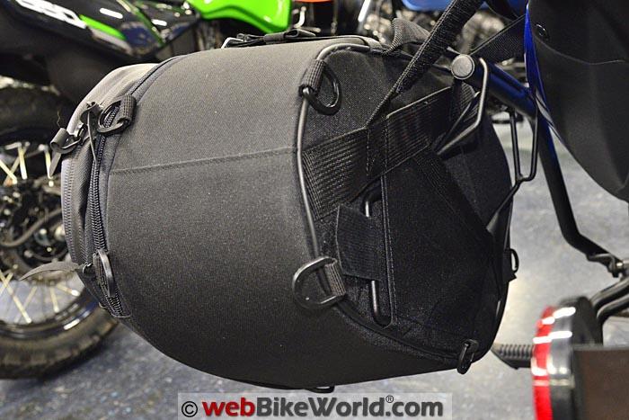 SHAD E48 Semi-Rigid Bag Inside Attachment Points