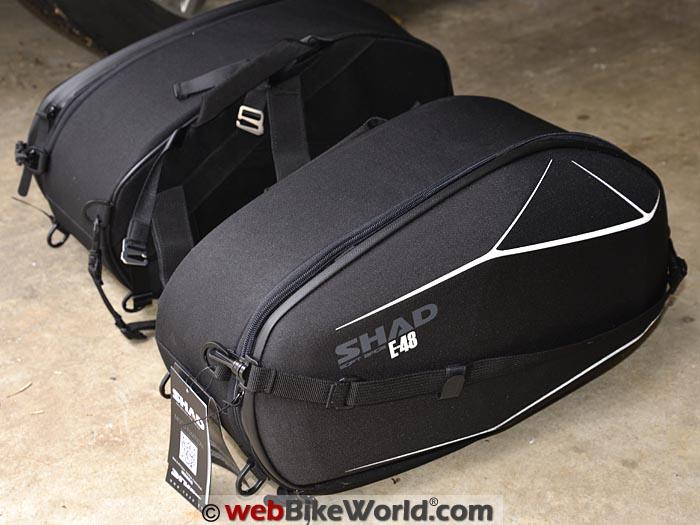SHAD E48 Semi-Rigid Bags