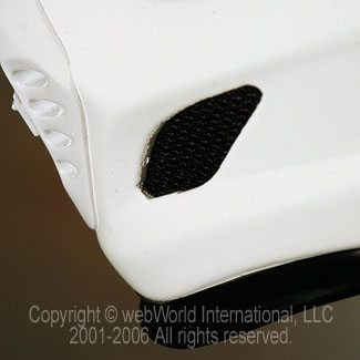 Arai XD Side Vent