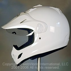 Arai XD Side View