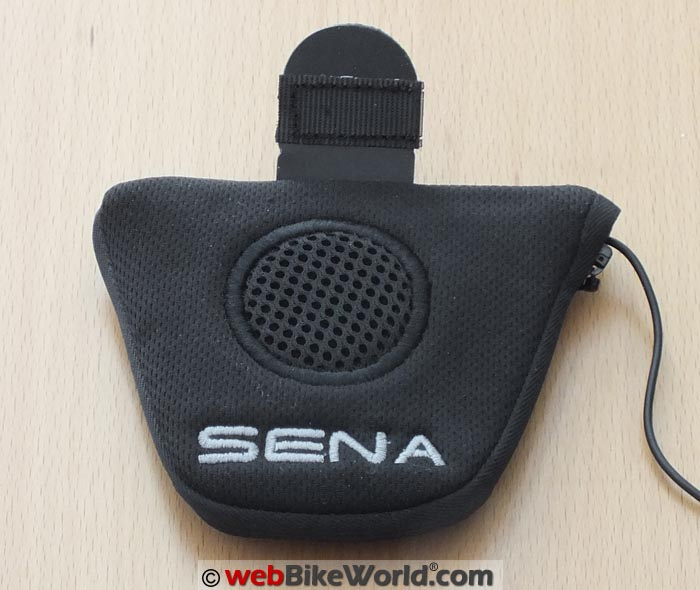 Sena SPH10H-FM Review - webBikeWorld