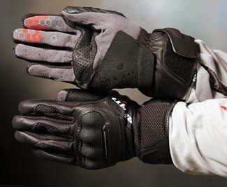 Summer Mesh Gloves - REV'IT! Solar Gloves