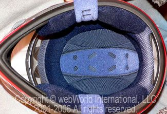 Airoh S4 Helmet - Liner