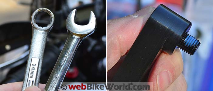 Wrench and Loctite