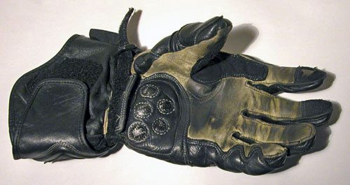 Racer gloves palm