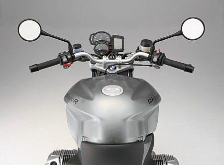BMW R1200R Instruments