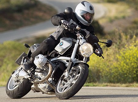 BMW R1200R On the Road