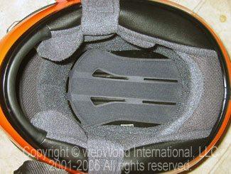 Shoei TZ-R Helmet - Liner