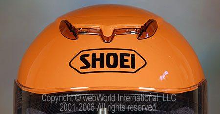 Shoei TZ-R Top Vent