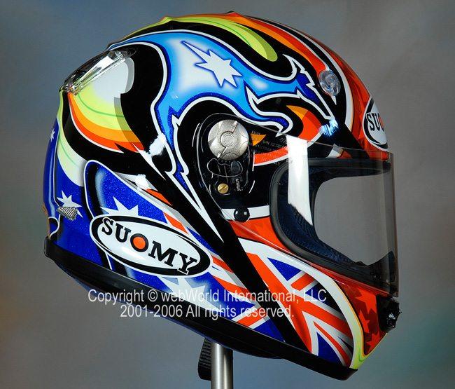 Suomy Vandal Helmet