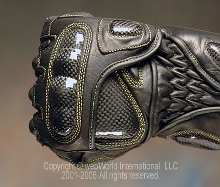 Velocity Gear F9 Gloves - Armor