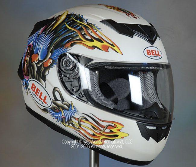 Bell Apex Helmet