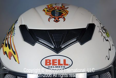 Bell Apex - Top Vent