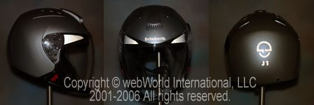 SCHUBERTH J1 - Reflectors