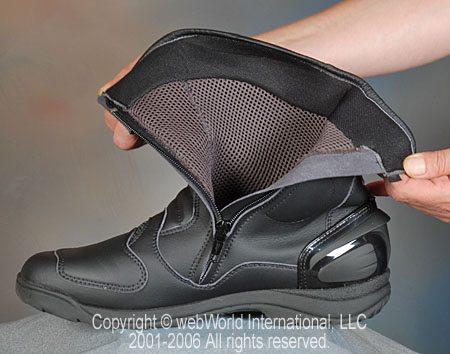 Setup Pegaso Vented Boots - Liner