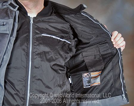 Fieldsheer High-Temp Mesh Jacket - Liner