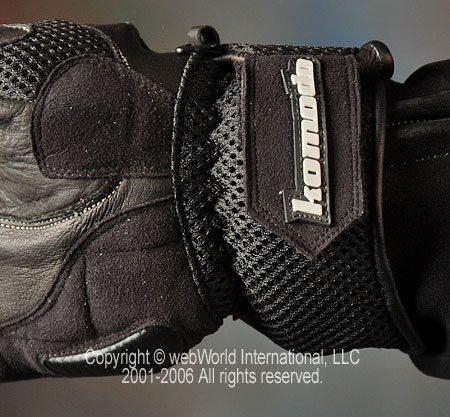 Komodo Mesh Gloves - Wrist