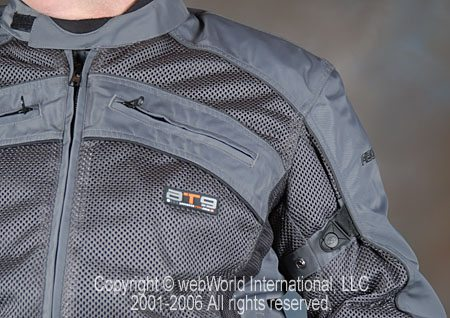 Fieldsheer High-Temp Mesh Jacket