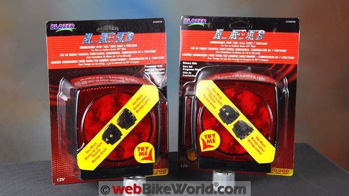 Blazer LED Trailer Lights