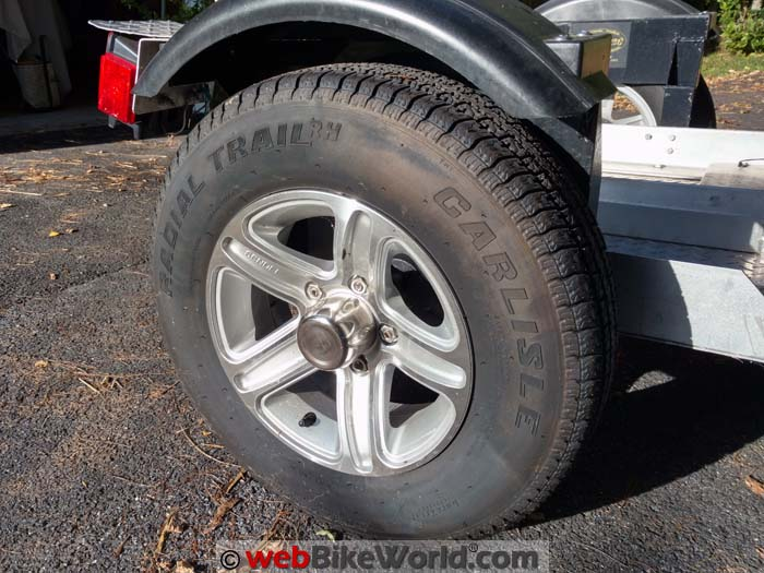 Carlisle Trailer Tire and Wheel