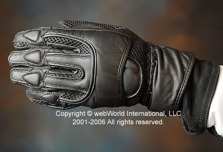 Held Fresh Gloves - Back Side