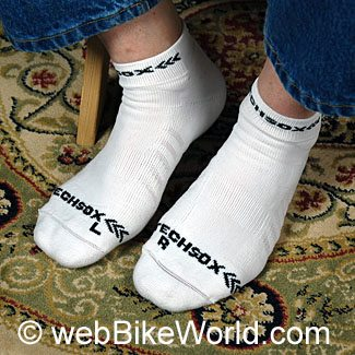 "Tech Sox ""Stubby"" Socks"