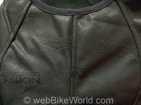 Rev'it Scoop Windblocker Windproof Vest - Closeup