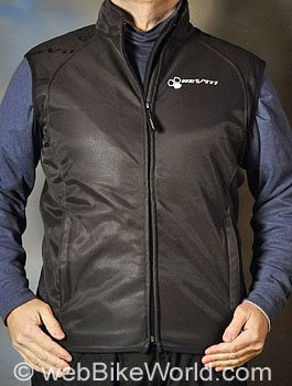 Rev'it Scoop Windblocker Windproof Vest - Front