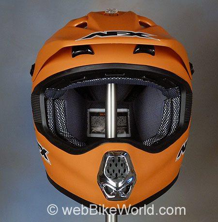 AFX FX-87X Helmet - Front View