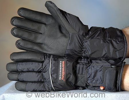 Battery Heated Gloves by Warmthru