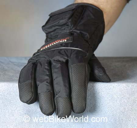 Battery Heated Gloves - Fingers