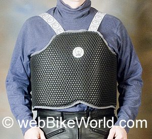 TPro Forcefield Rib Protector - Front View