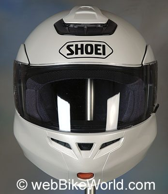 Shoei Multitec - Front View