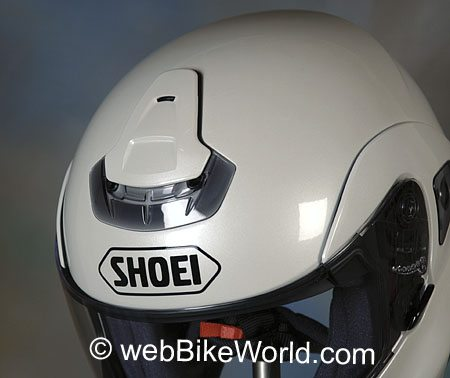 Shoei Multitec - Top Vent