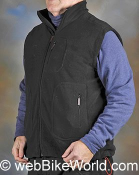 Venture Brookstone Battery Heated Vest