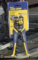 Vise-Grip Self-Adjusting Wire Stripper