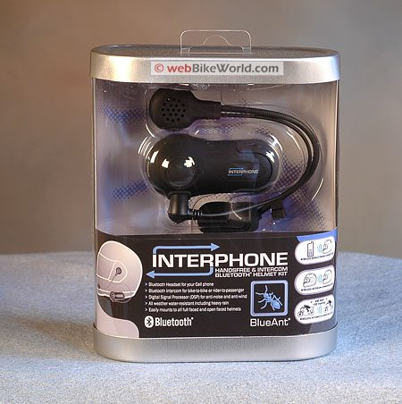 BueAnt Bluetooth Intercom - Interphone