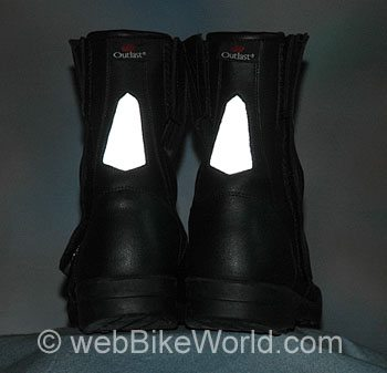 Roadgear TDF Boots - Reflectors