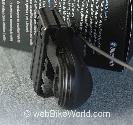 Interphone Bluetooth Intercom - Mounting Bracket