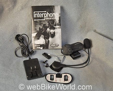 Interphone Bluetooth Intercom Kit