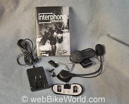Interphone Bluetooth Intercom Kit