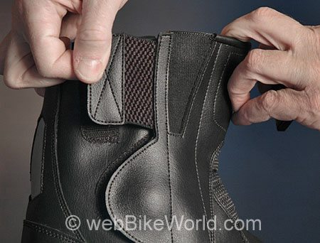 Roadgear TDF Boots - Side Elastic Tab