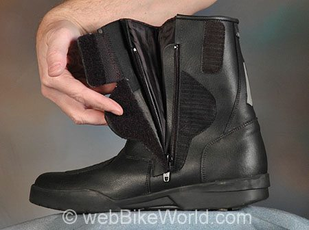 Roadgear TDF Boots - Zipper