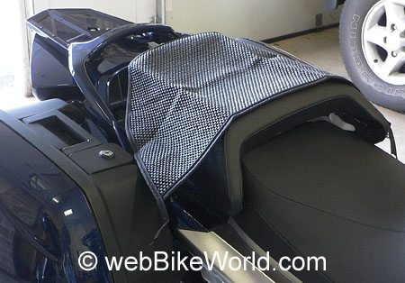 Triboseat Motorcycle Seat Cover