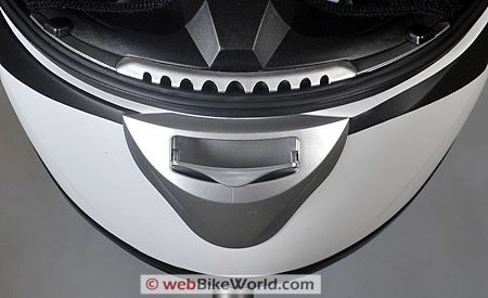 Joe Rocket RKT 101 Helmet - Chin Vent