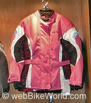 Held Nikita Women's Motorcycle Jacket