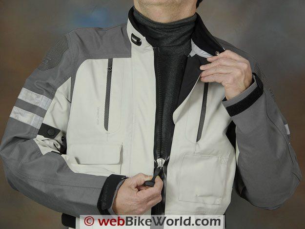 Rev'it! Infinity Suit - Chest Zipper