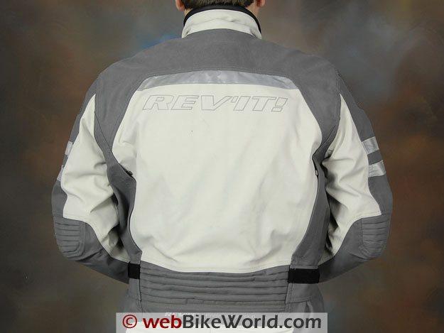 Rev'it! Infinity Suit - Upper Back